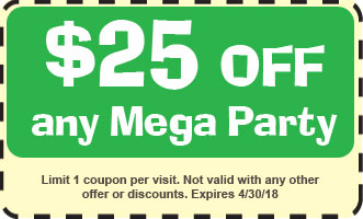 Goofballs Family Fun Center Coupons