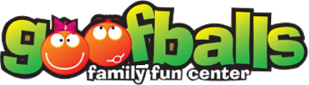 Goofballs Family Fun Center Logo