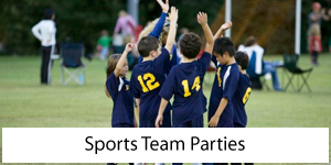 Sports Team Party